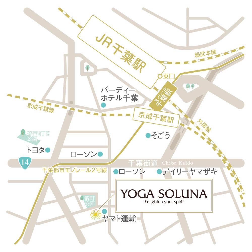 ヨガソルナ地図